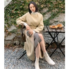 [울 wool 90] 루미 핸드메이드 coat